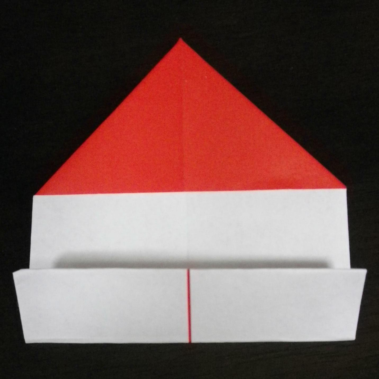 origami weihnachtsmann 8900km berlin. Black Bedroom Furniture Sets. Home Design Ideas