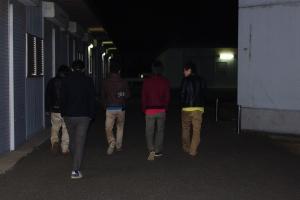 Fünf Herren