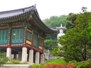 봉은사 (Bongeunsa)