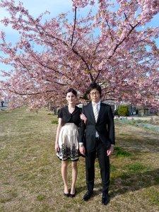 2011, ein Tag nach dem Beben und zwei Tage vor unserer standesamtlichen Hochzeit