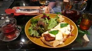 Mein Smartphone macht keine schönen Fotos von Essen. :(