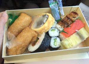 Wirklich leckeres Sushi!