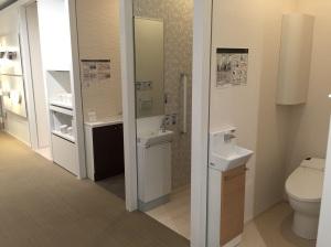Welche Toilette hätten Sie gern?