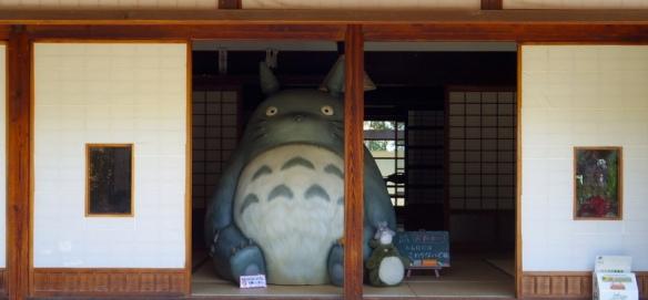 Feiertage sind z.B. wunderbar um Totoro zu besuchen. :)